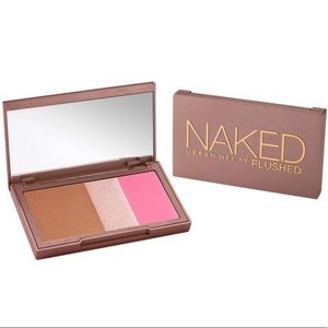 Urban Decay Naked Flushed in Going Native